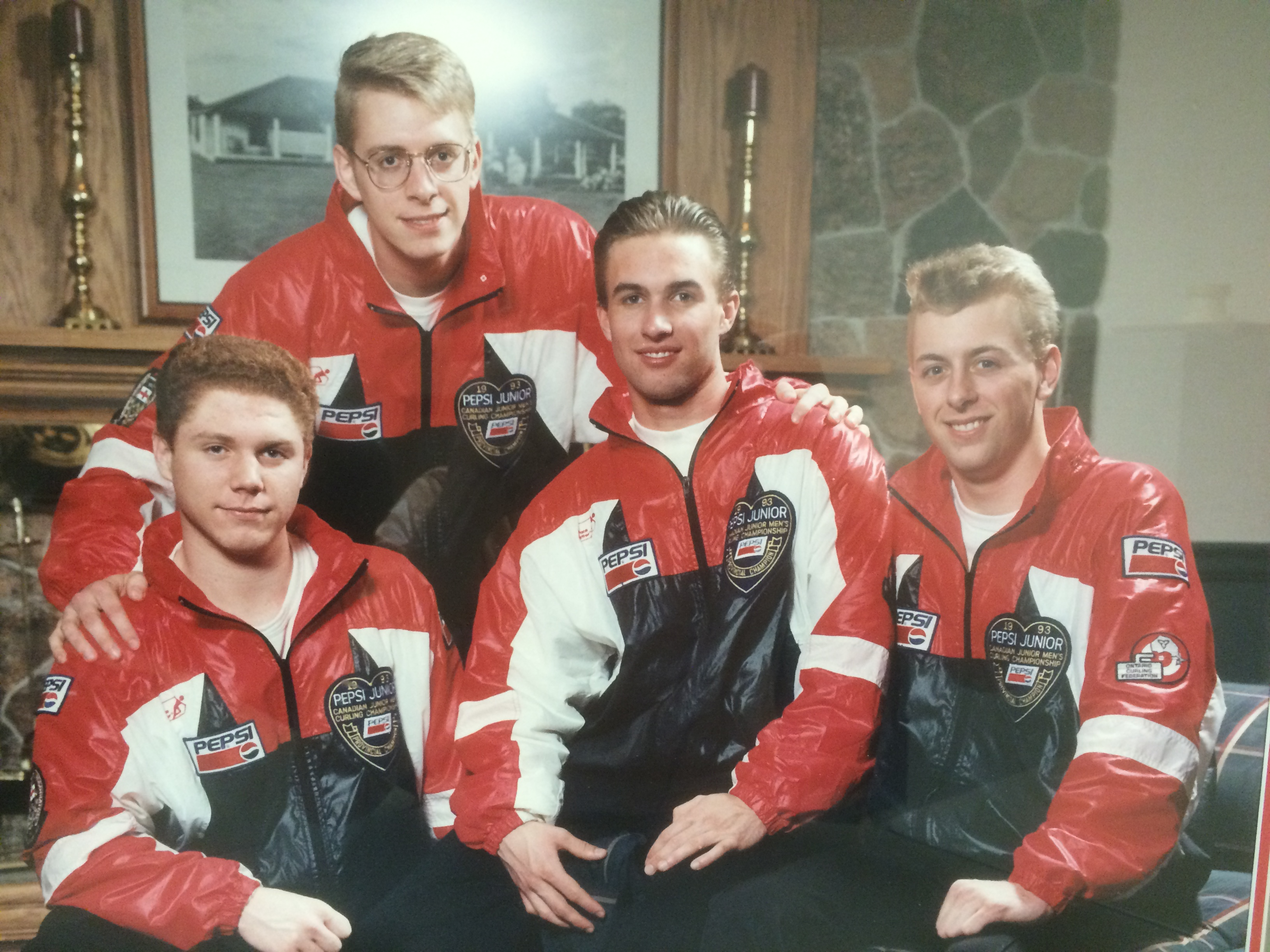 1993 Canadian Junior Team