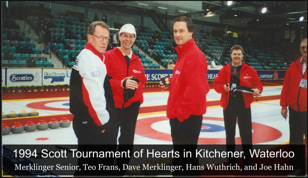 Farewell Pro Curling