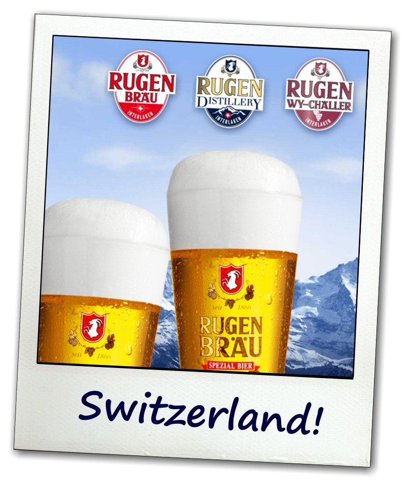 Unique Swiss Beer